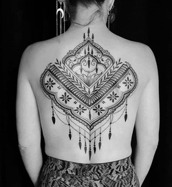#mandala #mandalatattoo #tatouagerennes