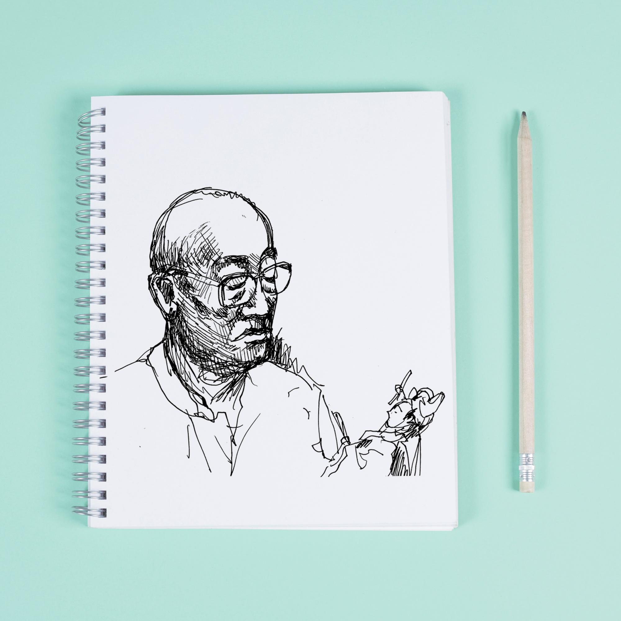 INK LINE DRAW