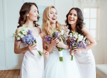 Why Choose Wedding Flowers By The Season