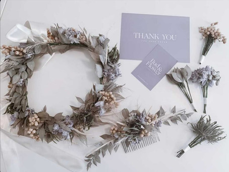 Dried Flowers: One Of The Hottest Trends This Year