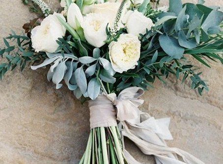 8 Types of Bouquets for your Wedding.