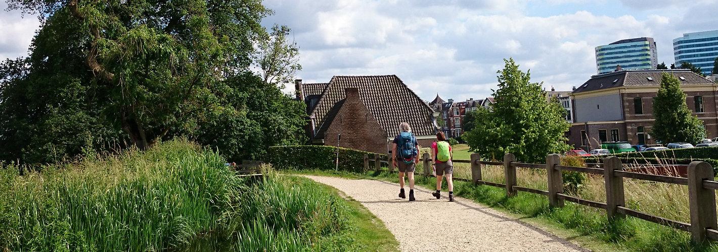 Wandel langs de st. Jansbeek.