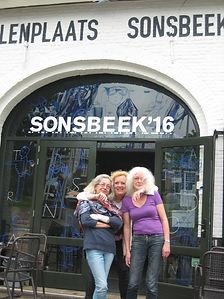 Entree Molenplaats Sonsbeek