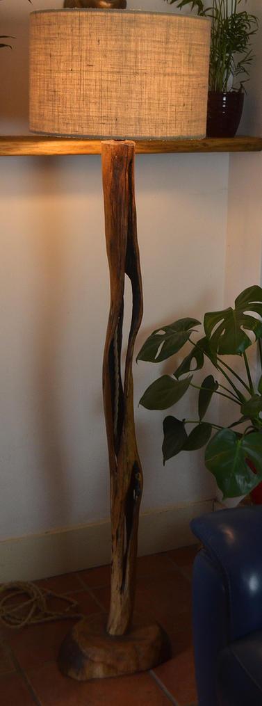 Hawthorne standing lamp