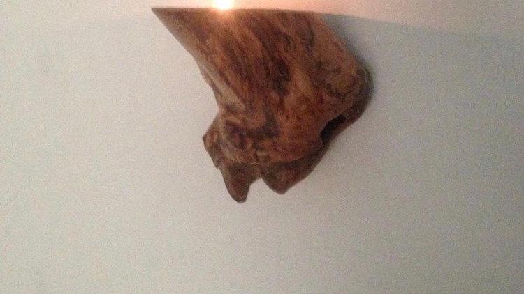 Applewood Tealight Holder