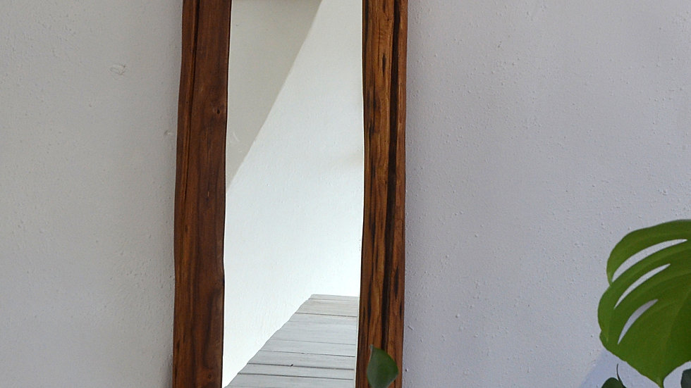 Sweet Chestnut Large Mirror