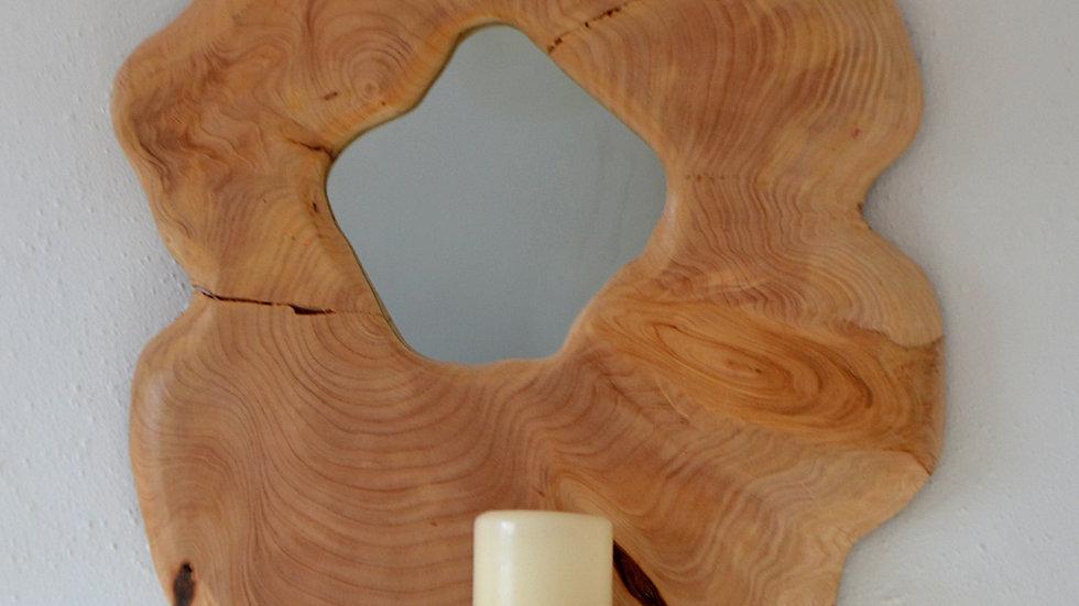 Fir Softwood Mirror
