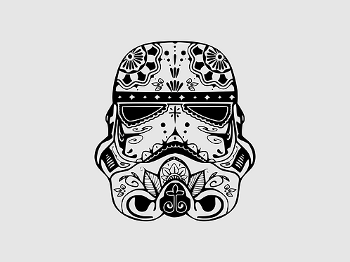 Sugar Storm Trooper