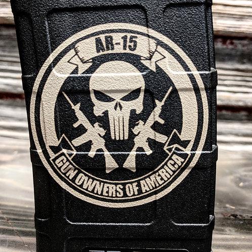 AR Gun Owner Logo