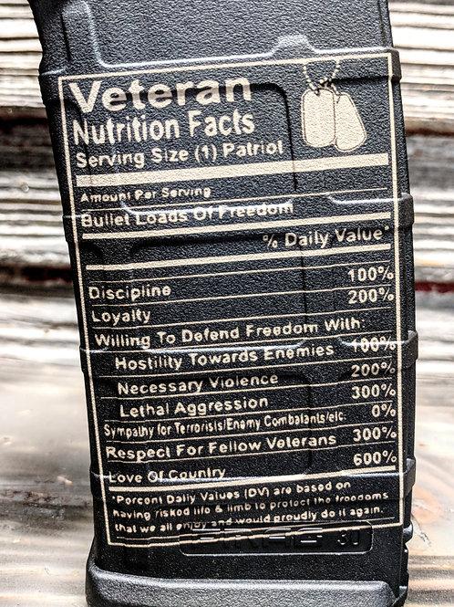 Veteran Nutrition