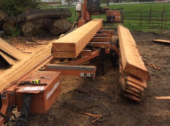 Custom Sawmilling