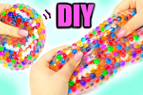 Make your own Stress Ball Kit