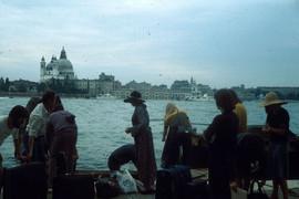 Edinburgh Arts Participants in Venice (1976)