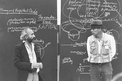 Richard Demarco and Joseph Beuys (1980)