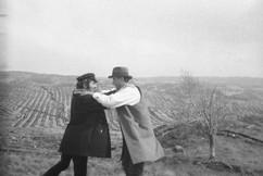 Richard Demarco and Joseph Beuys (1970)