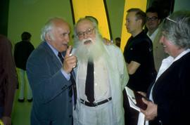 Richard Demarco, Terry Ann-Newman and Pierre Restaney (2004)