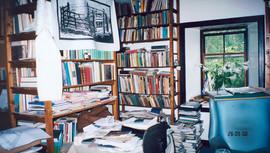 Ian Hamilton-Finlay's Library (2000)