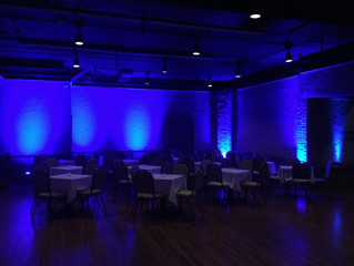 Wedding and Special Event Uplighting