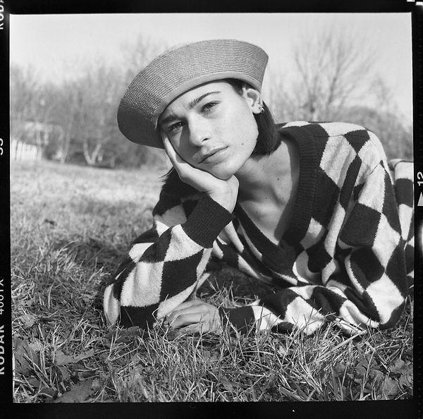 Alecio Ferrari shoot Milan fashion medium format