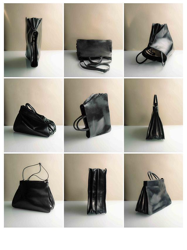Alecio Ferrari Marsell Still Life Bags Shoes Milan Photographer