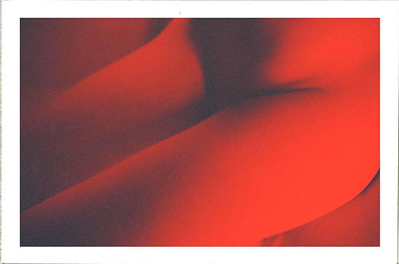 Alecio Ferrari Photographer nude naked body red lights