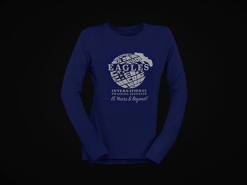 15th Anniversary Long Sleeve(Navy)