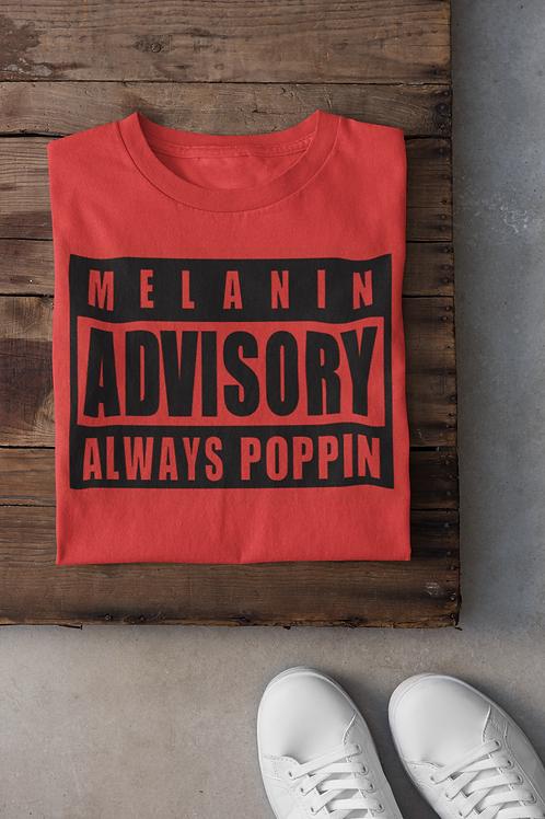 Melanin Poppin Tee