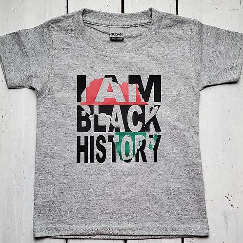 I Am Black History Tee