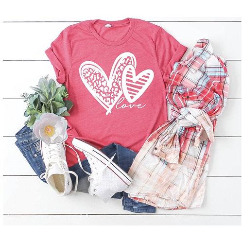 Love 2 Hearts
