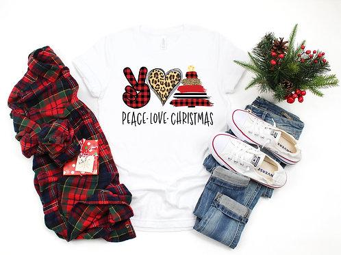 Peace Love Christmas