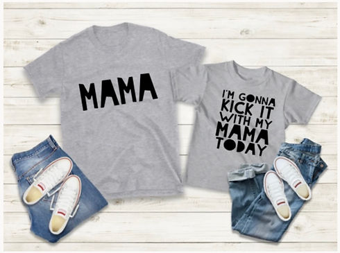Kickin It With My Mama