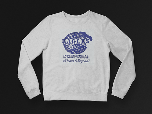 15th Anniversary Sweatshirt (Grey)
