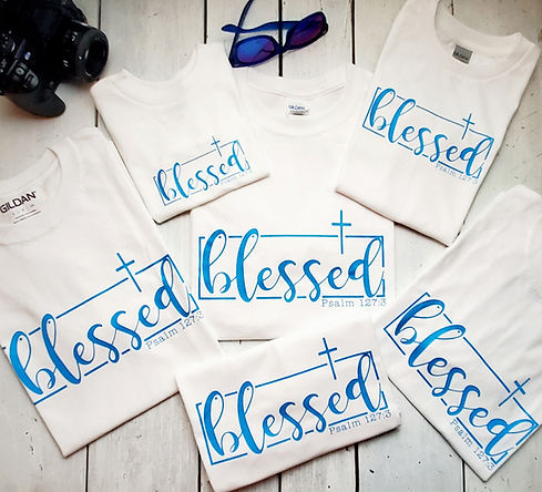 Blessed Tees