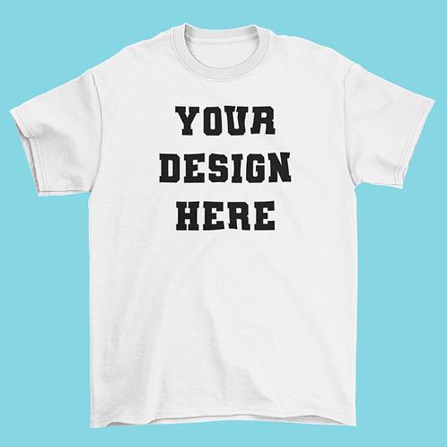 Children's Custom T shirt Template