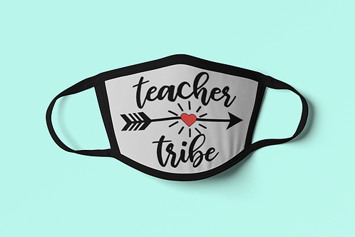 Teacher Tribe Mask