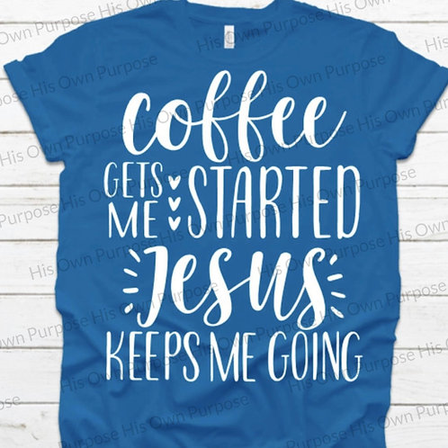 Coffee and Jesus-SS