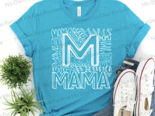 Mama Typography