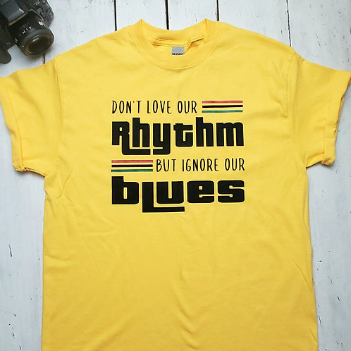 Rhythm & Blues Tee