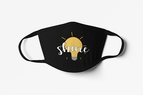 Shine Face Covering