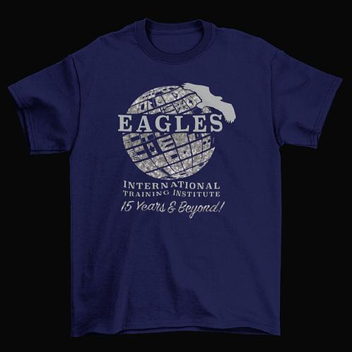 15th Anniversary Shirt (Navy / Glitter)