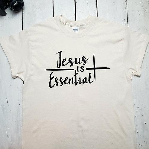 Jesus Is Essential Tee