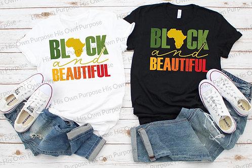 Black & Beautiful Adult