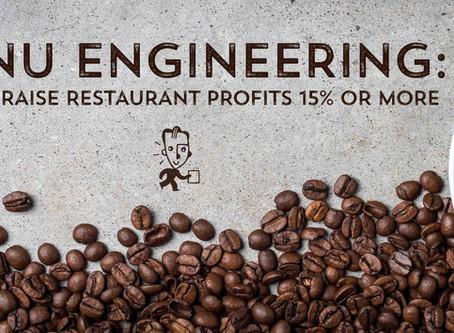 Menu Engineering: How to Raise Restaurant Profits 15% or More