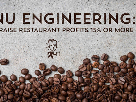Menu Engineering: How to Raise Restaurant Profits 15% or More
