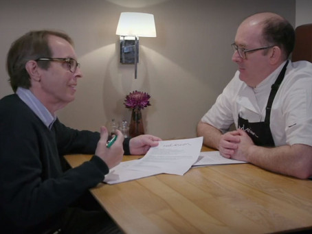 Video: Menu Engineering & Eye Tracking @ Red Onion in Glasgow, Scotland