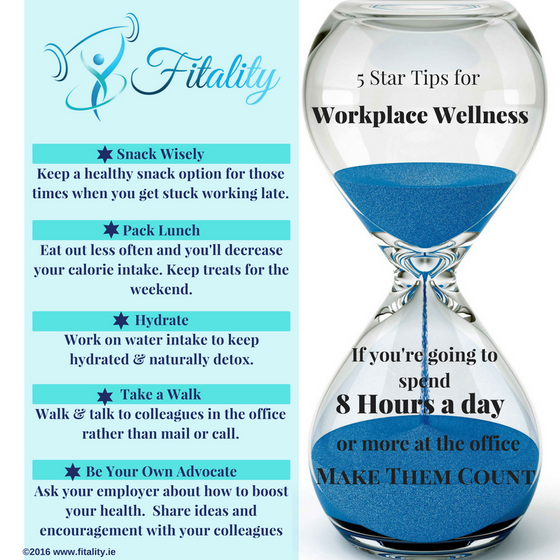 Top Tips for Workplace Wellness