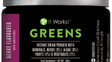 LE GREENS BERRY IT WORKS