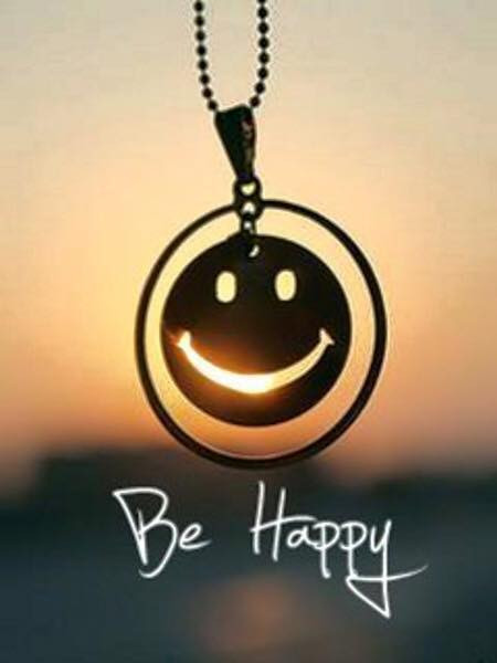 be happy sois heureux