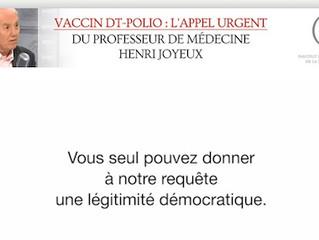 Faut-il condamner ou être d'accord avec la radiation du Pr Henri Joyeux par l'Ordre des méde