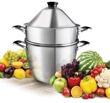 Vapok cuit vapeur douce moins de 95 °C